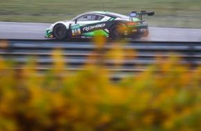 Benjamin Goethe Frédéric Vervisch Team WRT Audi R8 LMS GT3 ADAC GT Masters Lausitzring