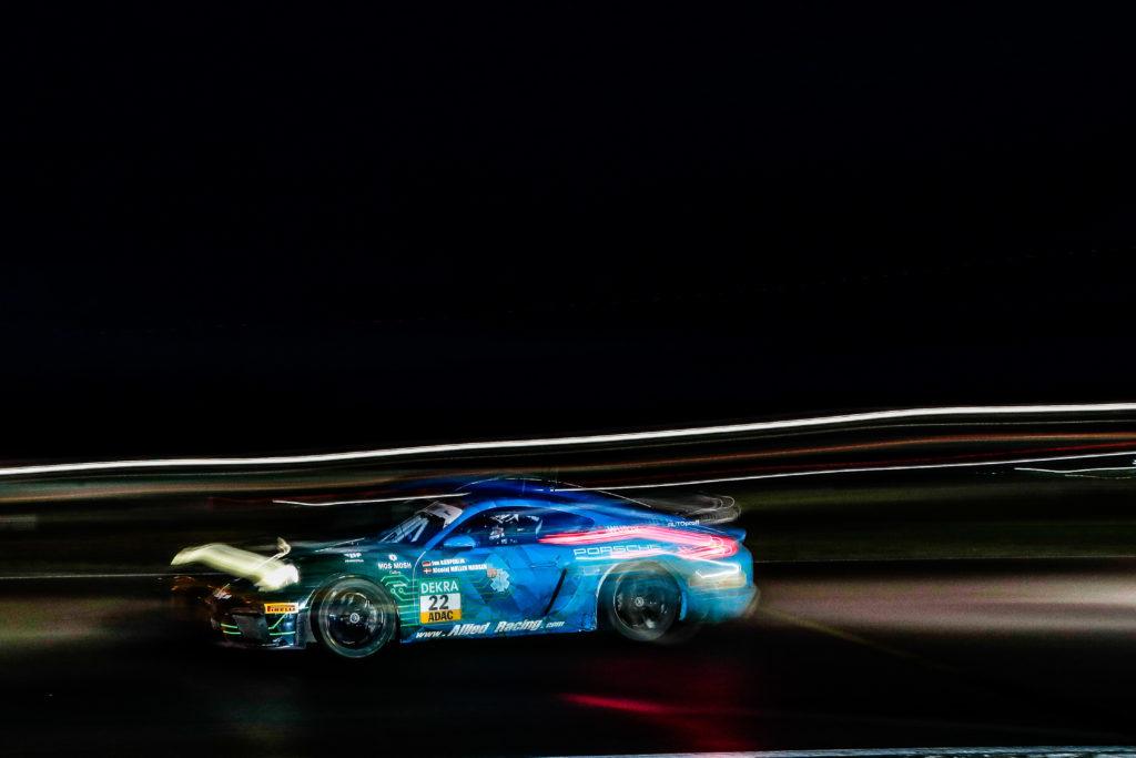 Jan Kasperlik Nicolaj Møller Madsen Allied-Racing Porsche 718 Cayman GT4 Clubsport MR ADAC GT4 Germany Lausitzring