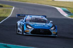 Philip Ellis Raffaele Marciello HTP WINWARD Motorsport Mercedes-AMG GT3 ADAC GT Masters Oschersleben