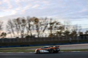 Phil Dörr Fred Martin-Dye Dörr Motorsport McLaren 570S GT4 ADAC GT4 Germany Oschersleben