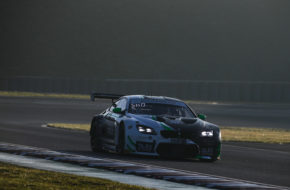Henric Skoog Nick Yelloly Schubert Motorsport BMW M6 GT3 ADAC GT Masters Oschersleben