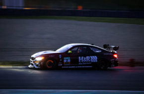 Michael Schrey Gabriele Piana Hofor Racing by Bonk Motorsport BMW M4 GT4 ADAC GT4 Germany Oschersleben
