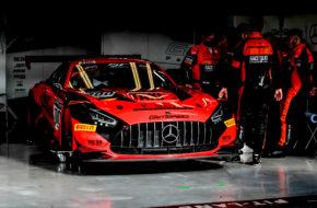 Alessio Lorandi Yelmer Buurman Fabian Schiller GetSpeed Performance Mercedes-AMG GT3 GT World Challenge Europe Endurance Cup Le Castellet