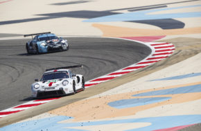 Michael Christensen Kevin Estre Porsche GT-Team Porsche 911 RSR FIA WEC Sakhir