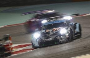 Dennis Olsen Christian Ried Riccardo Pera Dempsey Proton Racing Porsche 911 RSR FIA WEC Sakhir