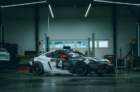 "Porsche 718 Cayman GT4 Clubsport ""Trackday"" MR"