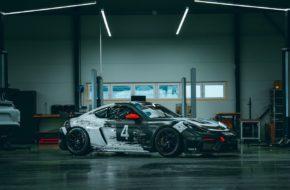 "Porsche 718 Cayman GT4 Clubsport ""Trackday"" MR"