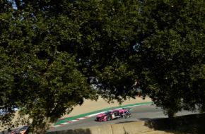 Mario Farnbacher Matt McMurry Shinya Michimi Meyer Shank Racing w/Curb-Agajanian Acura NSX GT3 IMSA WeatherTech SportsCar Championship Laguna Seca