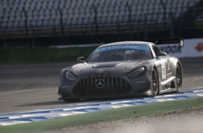 Mario Hirsch Dominik Schraml equipé vitesse Mercedes-AMG GT3 GTC Race Hockenheim