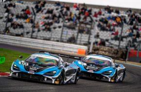2 Seas Motorsport McLaren 720S GT3