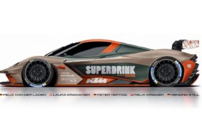 Superdrink Racing KTM X-Bow GTX