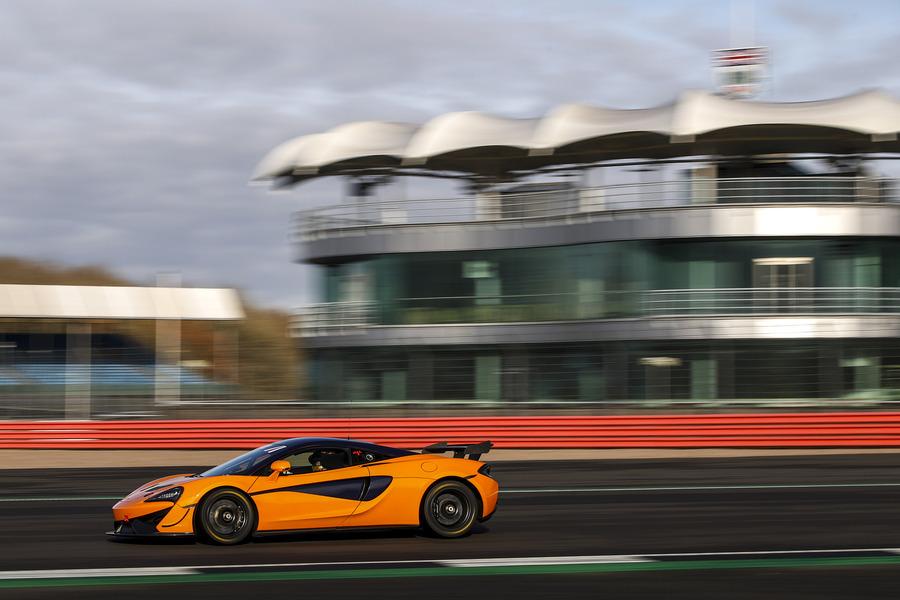 United Autosports McLaren 570S GT4