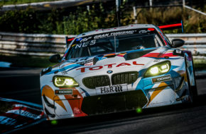 David Pittard Jordan Pepper Walkenhorst Motorsport BMW M6 GT3 Nürburgring Langstrecken-Serie Nürburgring-Nordschleife
