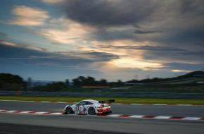 Saul Hack Andre Bezuidenhout Dylan Pereira Lechner Racing Porsche 911 GT3 R Intercontinental GT Challenge Kyalami