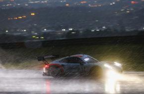 Matt Campbell Mathieu Jaminet Patrick Pilet GPX Racing Porsche 911 GT3 R Intercontinental GT Challenge Kyalami