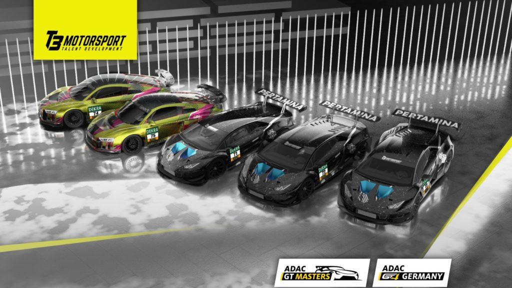 T3 Motorsport 2021