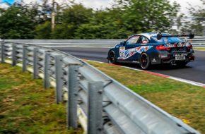 Dan Harper Max Hesse Neil Verhagen Walkenhorst Motorsport BMW M4 GT4 Nürburgring Langstrecken-Serie Nürburgring-Nordschleife
