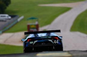 John Potter Andy Lally GRT Magnus Racing Lamborghini Huracan GT3 IMSA WeatherTech SportsCar Championship VIRginia International Raceway