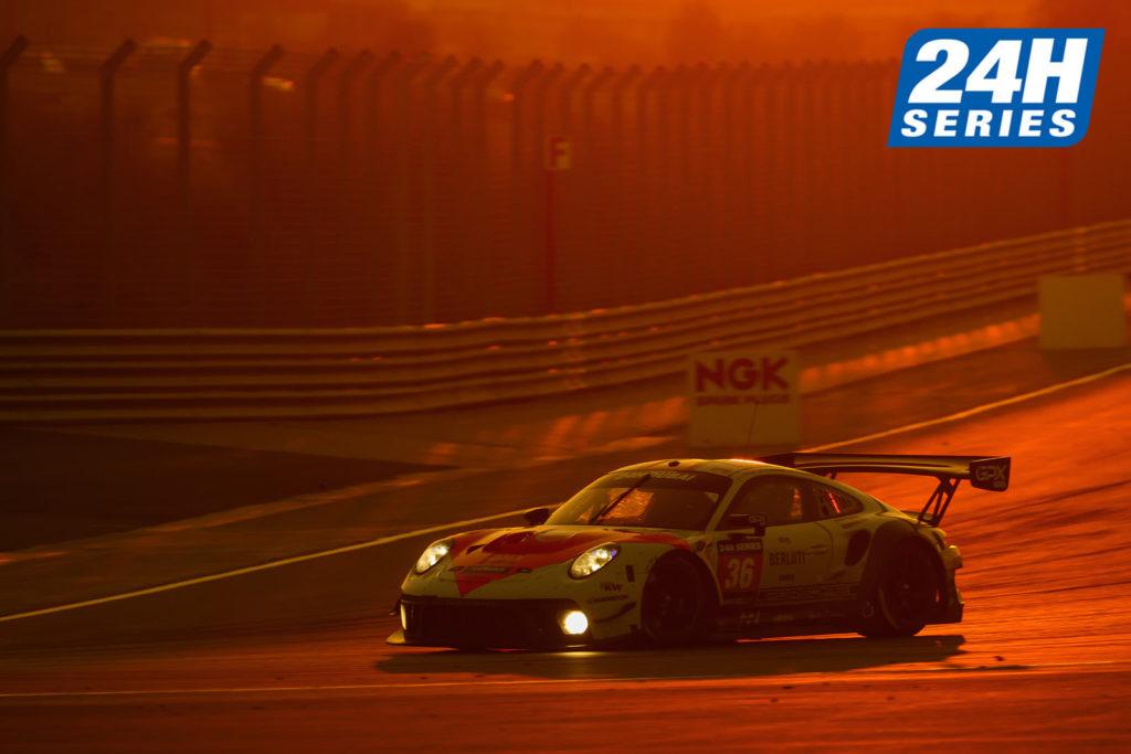 Axcil Jefferies Frédéric Fatien Mathieu Jaminet Julien Andlauer Alain Ferte GPX Racing Porsche 911 GT3 R 24H Series 24h Dubai