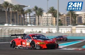 Antares Au Chris Froggatt John Loggie Car Collection Motorsport Audi R8 LMS GT3 24H Series 6h Abu Dhabi