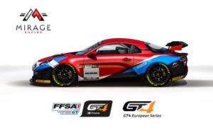 Mirage Racing Alpine A110 GT4