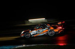 Donar Munding Speed Monkeys Porsche 911 GT3 Cup Porsche Sports Cup Lausitzring