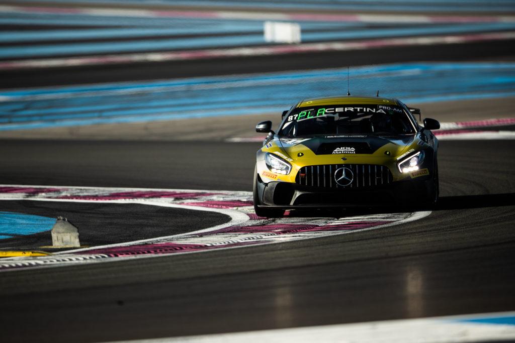 Jean-Luc Beaubelique Jim Pla AKKA ASP Mercedes-AMG GT4 GT4 European Series Le Castellet