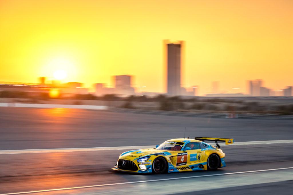 Maro Engel Khaled Al Qubaisi Patrick Assenheimer Hubert Haupt Ryan Ratcliffe Haupt Racing Team Mercedes-AMG GT3 24H Series 24h Dubai
