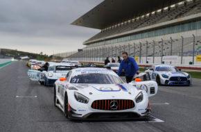 Constantin Schöll Team Zakspeed Mercedes AMG GT3 GT Winter Series Portimao
