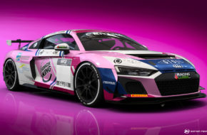 Team Speed Car Audi R8 LMS GT4