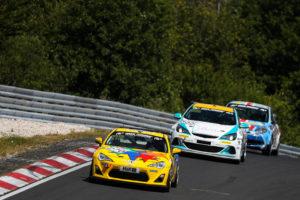 """""""Brody"""" Olivier Muytjens Jacques Derenne Tom Cloet Pit Lane - AMC Sankt Vith Toyota GT86 Nürburgring Langstrecken-Serie Nürburgring-Nordschleife"""