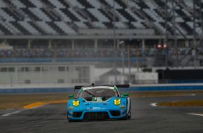 Ryan Hardwick Patrick Long Jan Heylen Klaus Bachler Wright Motorsports Porsche 911 GT3 R IMSA WeatherTech SportsCar Championship ROAR Daytona