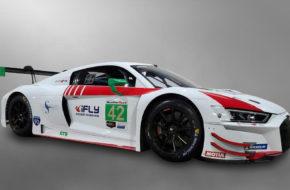 NTE Sport Audi R8 LMS GT3