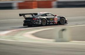 Ralf Bohn Alfred Renauer Robert Renauer Herberth Motorsport Porsche 911 GT3 R Asian Le Mans Series Dubai