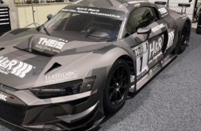 Uwe Alzen Spirit Race Team Uwe Alzen Automotive Audi R8 LMS GT3