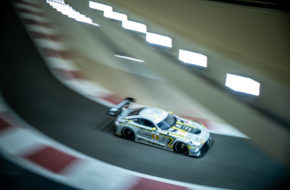 Raffaele Marciello Liam Talbot Marcos Gomes HubAuto Racing Mercedes-AMG GT3 Asian Le Mans Series Abu Dhabi