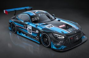 2 Seas Motorsport Mercedes-AMG GT3