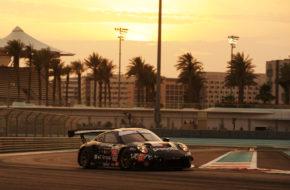 Ralf Bohn Alfred Renauer Robert Renauer Herberth Motorsport Porsche 911 GT3 R Asian Le Mans Series Abu Dhabi
