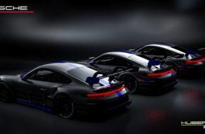 Huber Racing Porsche Supercup