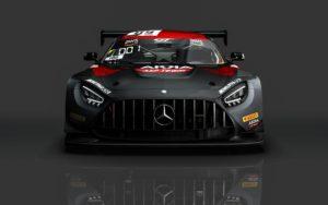 Jules Gounon Petru Razvan Umbrarescu AKKA ASP Mercedes-AMG GT3 GT World Challenge Europe