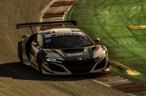 Reece Barr Jens Moller Reno Racing Honda NSX GT3 International GT Open Barcelona