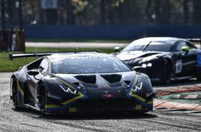 Frederik Schandorff Tuomas Tujala Vincenzo Sospiri Racing Lamborghini Huracan GT3 International GT Open Monza