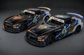 CV Performance Group Mercedes-AMG GT4