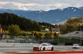 Jan Marschalkowski Hendrik Still Zakspeed Mercedes-AMG GT4 ADAC GT4 Germany Red Bull Ring