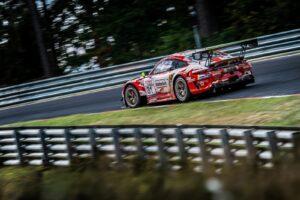 Michael Christensen Kevin Estre Maxime Martin Jeroen Bleekemolen Frikadelli Racing Team Porsche 911 GT3 R Nürburgring Langstrecken-Serie Nürburgring-Nordschleife