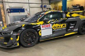 WS Racing Audi R8 LMS GT4