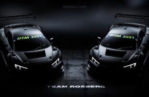Team Rosberg Audi R8 LMS GT3 DTM