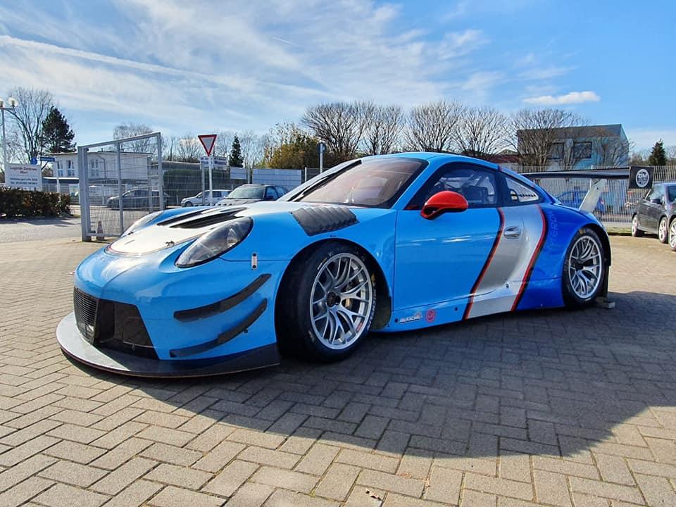 Ulrich Becker Porsche 911 GT3 R
