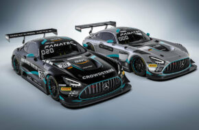 SPS automotive performance Mercedes-AMG GT3