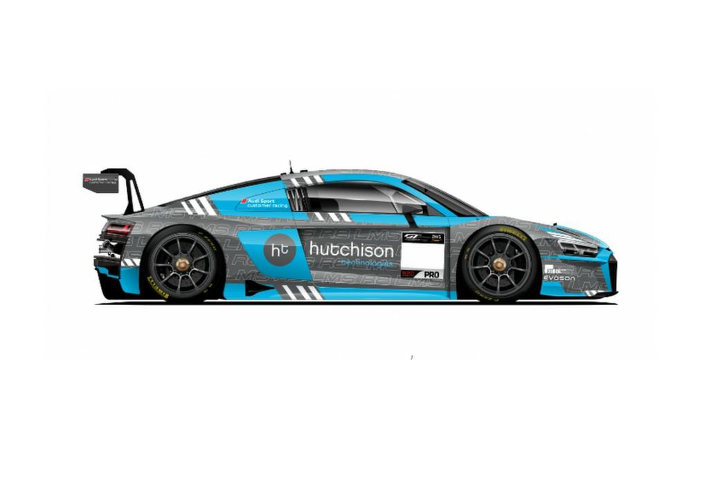 Sainteloc Racing Audi R8 LMS GT3